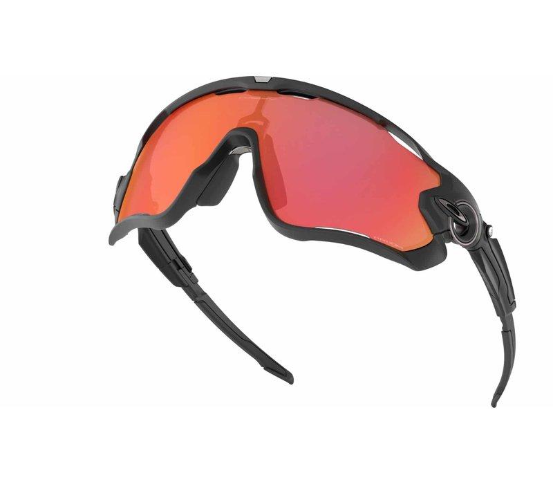 Oakley JawBreaker Matte Black /  Prizm Trail Torch