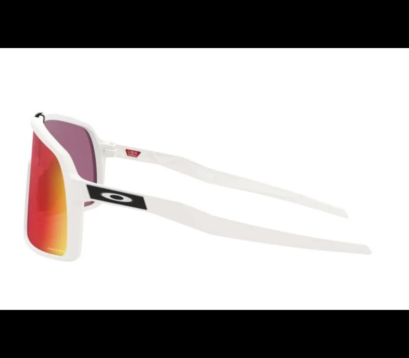 Oakley Sutro S Matte White  / Prizm Road