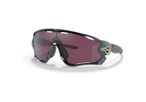 Oakley Oakley JawBreaker Black Grey Fade / Prizm Road Black