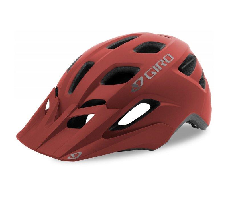 Helmet Fixture Uni Size Matte Dark Red