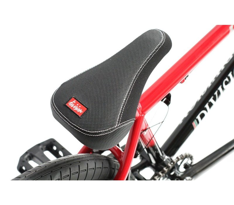 "Brookside 20"" BMX Bike Black/Red Fade"