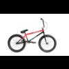 """Division Brookside 20"""" BMX Bike Black/Red Fade"""