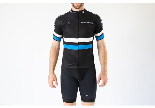 Revolution Clothing Blue Cycles Core Jersey