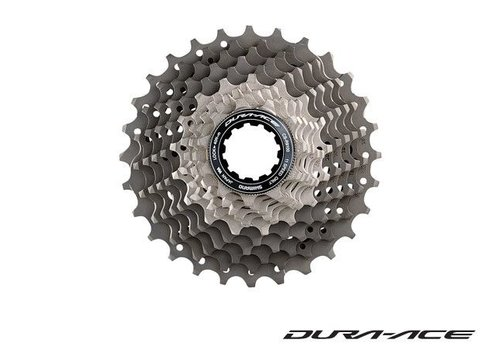 Shimano Shimano Cs-R9100 Cassette 11-28t Dura-Ace 11-Speed