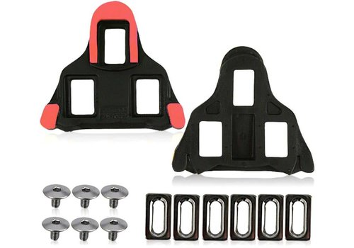 Shimano Shimano Sm-Sh10 Spd-Sl Cleat Set Fixed Mode - Red