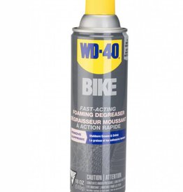 WD-40 Bike Fast Acting Foaming Degreaser Individual 18oz Aerosol