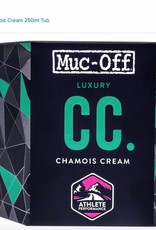 Muc-Off Athlete Performance by Muc-Off Chamois Cream 250ml Tub