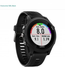 Garmin Garmin GPS Running Watch Forerunner 935, Black