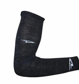 DeFeet Armskin D-Logo Charcoal Wool
