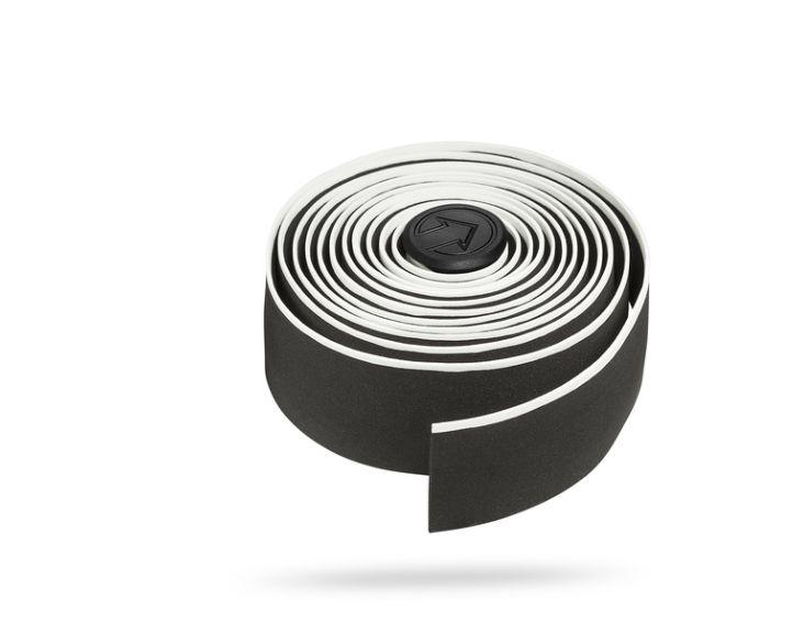 Shimano PRO SPORT CONTROL BLACK/WHITE EVA SMART SILICONE BAR TAPE