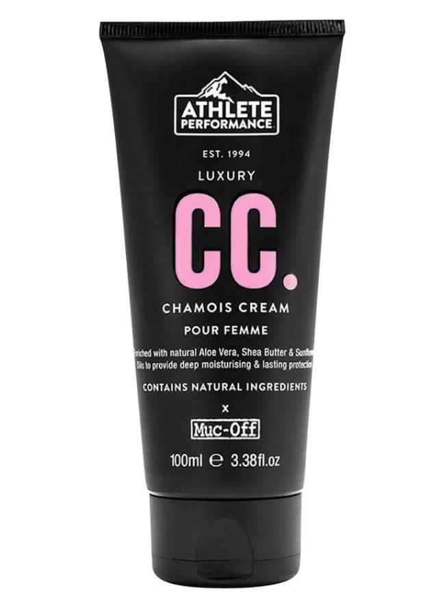 Muc-Off Athlete Performance by Muc-Off Women's Luxury CC Chamois Cream: 100ml Tube