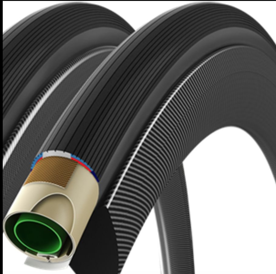 Vittoria Industries VITTORIA TIRE Corsa G+ Tubular