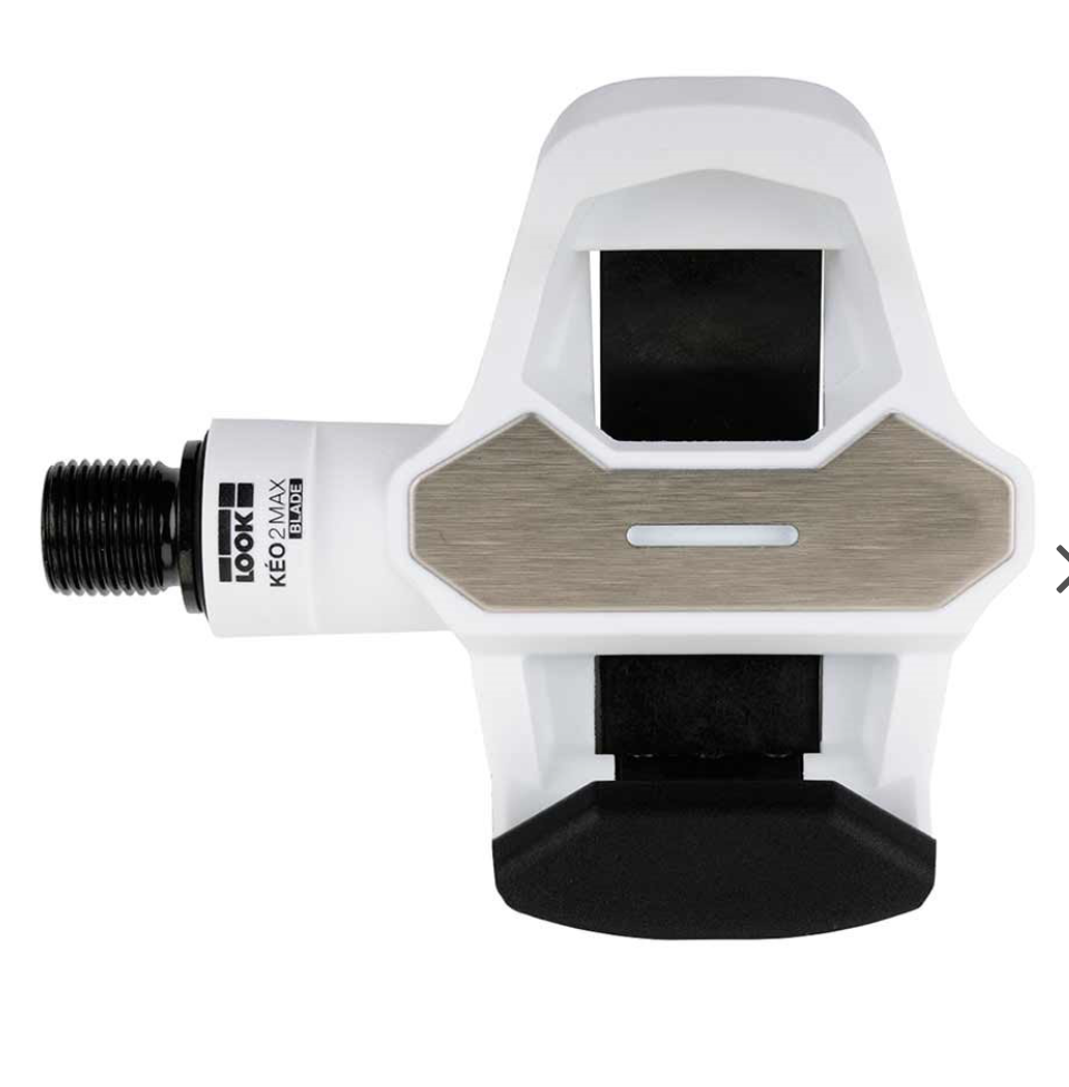 Look Look, Keo Blade, Pedals, Composite body, Cr-Mo axle, with 8 and 12nm blades