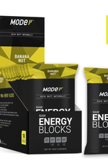 MOde Sports Nutrition Mode Raw Energy Blocks, box of 10