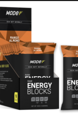 MOde Sports Nutrition Mode Raw Energy Blocks, Mango Almond, Single