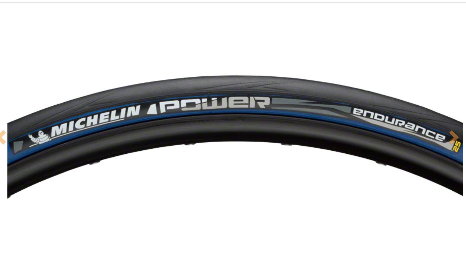 Michelin Michelin Power Endurance Tire