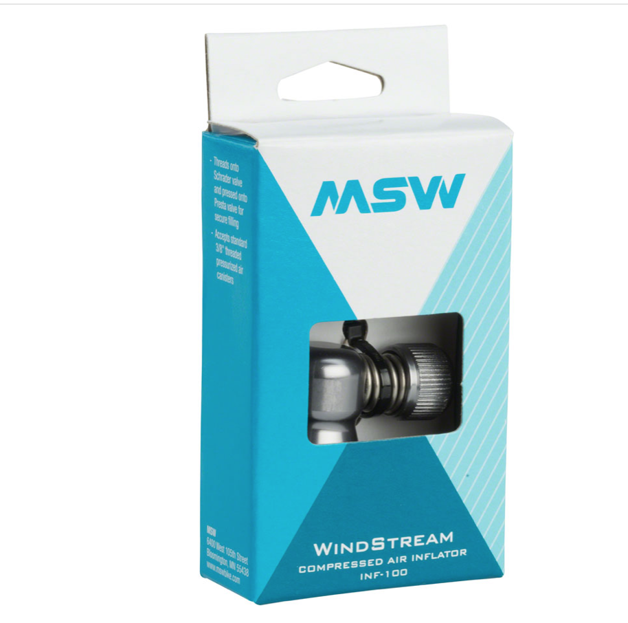 MSW MSW INF-100 WindStream Compressed Air Inflator Head