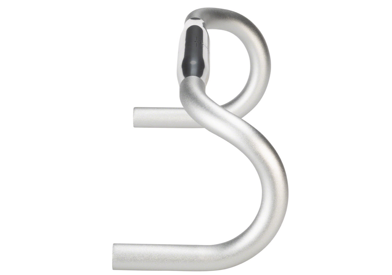 Ritchey Logic Ritchey Classic Drop Handlebar, 31.8 mm, Polished Silver