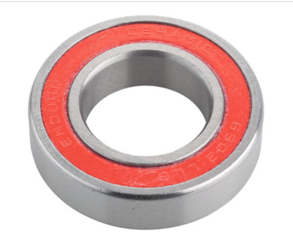 Enduro Enduro Ceramic Hybrid 6902 LLB Sealed Cartridge Bearing 15 x 28 x 7mm