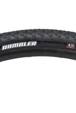 Maxxis Maxxis Rambler Tire - 700 x 40, Tubeless, Folding, Black, Dual, SilkShield