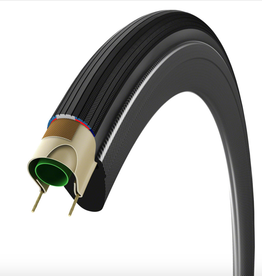 Vittoria Vittoria Corsa Control Tire - 700 x 25, Clincher, Folding, Black