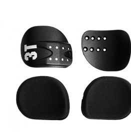 3T COMFORT CRADLES & PADS KIT - ALLOY