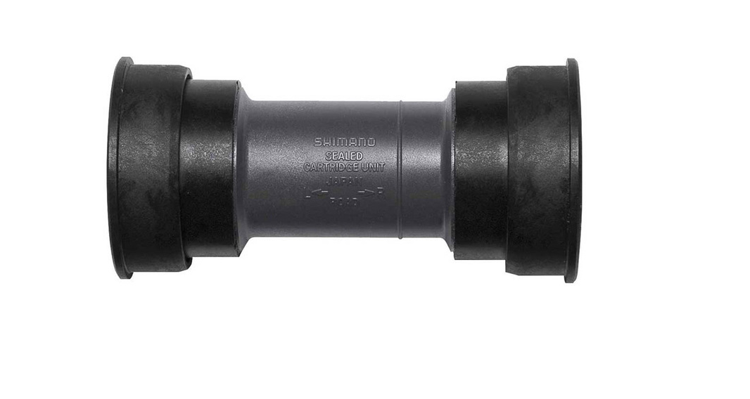 Shimano SHIMANO BOTTOM BRACKET PARTS, ROAD SM-BB92-41B, PRESS FIT TYPE SHELL WIDTH 86.5mm, CUP DIA 41mm, XTR