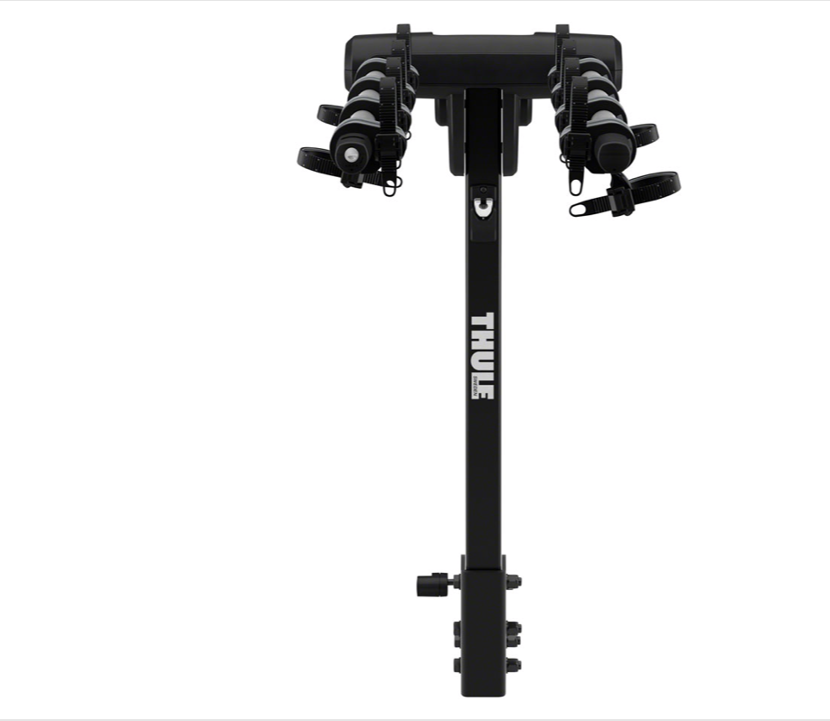 "Thule Thule Range Hitch Rack - 4-Bike, 2"" Receiver, Black"