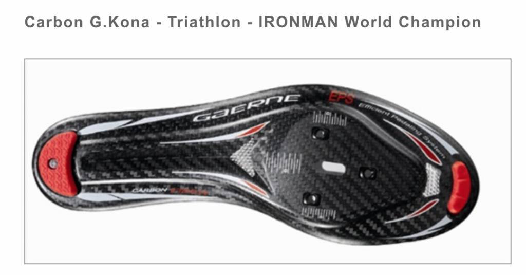 Gaerne Shoes Gaerne Carbon G.Kona - Triathlon - IRONMAN World Champion