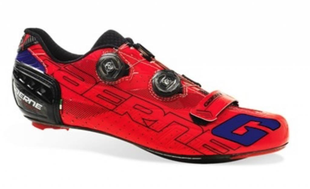 Gaerne Shoes 2016 Gaerne Carbon G.Stilo - Limited Edition Red