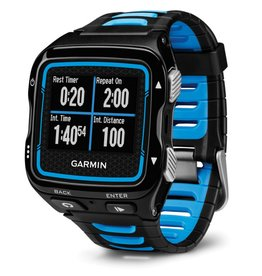 Garmin Garmin Forerunner 920XT Tri Bundle Black/Silver Includes HRM-Tri, HRM-Swim, & Quick Release Kit