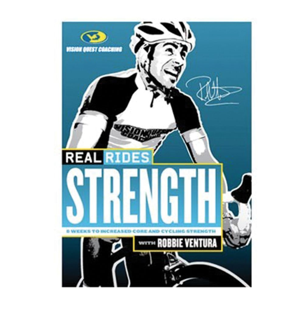 "Cycleops Cycleops realRides ""Strength"" DVD"