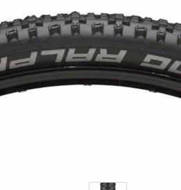 Schwalbe Schwalbe Racing Ralph Tubeless Easy Snakeskin Tire, 29x2.1 EVO Folding Bead Black with PaceStar Compound