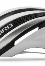 Giro GIRO HELMET SYNTHE MATTE WHITE/SILVER