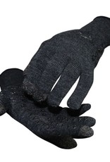 DeFeet International Defeet DuraGlove ET Charcoal Wool w/Black