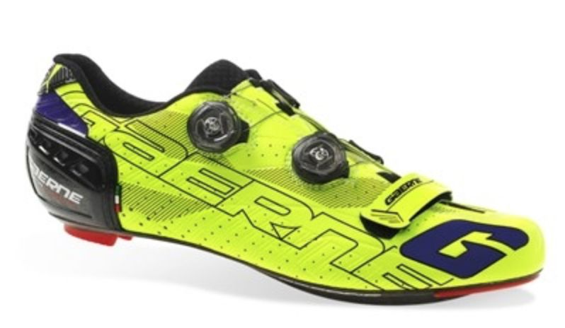Gaerne Shoes 2016 Carbon G.Stilo - Limited Edition Yellow
