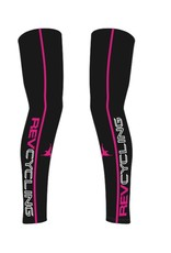 DNA REV Cycling Leg Warmers, Black