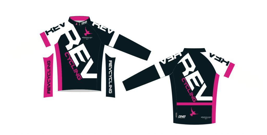 DNA REV Cycling Long Sleeve Jersey
