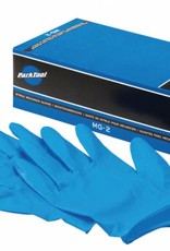 Park Park Tool MG-2L Nitrile Mechanic Gloves: Large, Blue