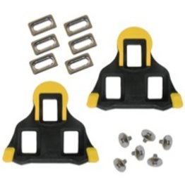 Shimano Shimano SPD-SL Yellow SM-SH11 CLEAT SET (SELF-ALIGNING MODE)