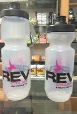 Specialized REV Cycling Bottle, Purist, Clear, 26 oz