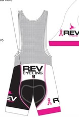 Biemme REV Cycling Bibs, Ladies, Black, Biemme