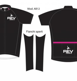 Biemme REV Camps Special Edition Black, Jersey, Ladies, Biemme
