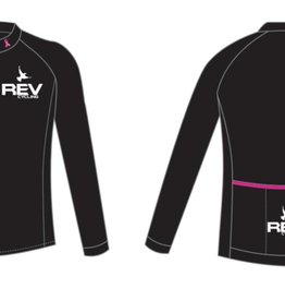Biemme REV Cycling Special Edition Black, Long Sleeve, Biemme