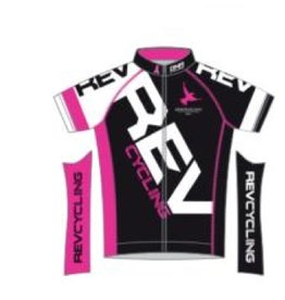 Biemme REV Cycling Jersey, Black, Men, Biemme