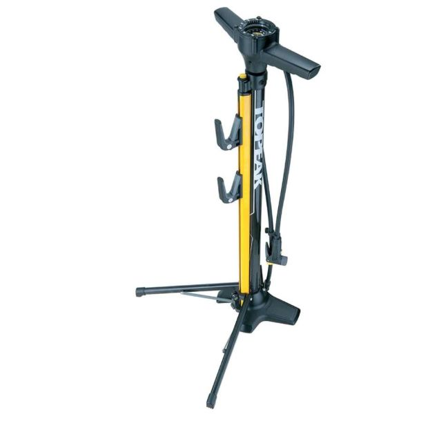 Topeak Topeak Transformer XX W/Stand Black 160 PSI / 11 BAR
