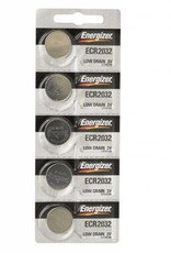 Energizer Energizer CR2032 Lithium Battery: Card of 5