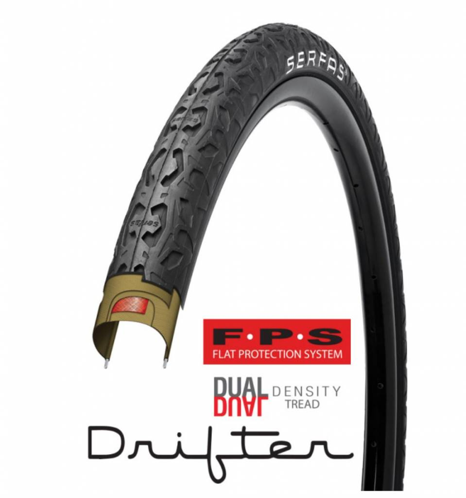 Serfas Serfas Drifters City CTR Tires