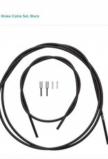 Shimano Shimano Dura-Ace 9000 Polymer-Coated Brake Cable Set, Black