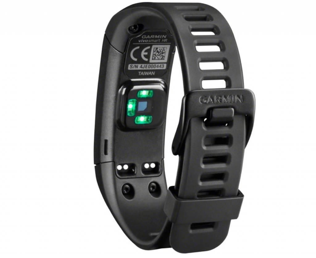 Garmin Garmin Vivosmart Heart Rate Activity Tracker, Regular Fit